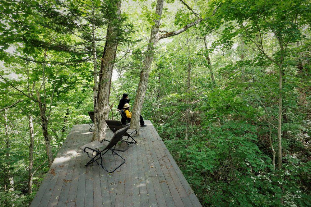 スロウな旅05 NAKAGAWA FOREST TOURISM